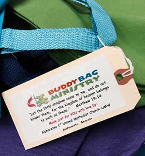 Buddy Bag Tag