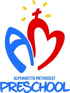 Alpharetta Methodist Preschool Logo